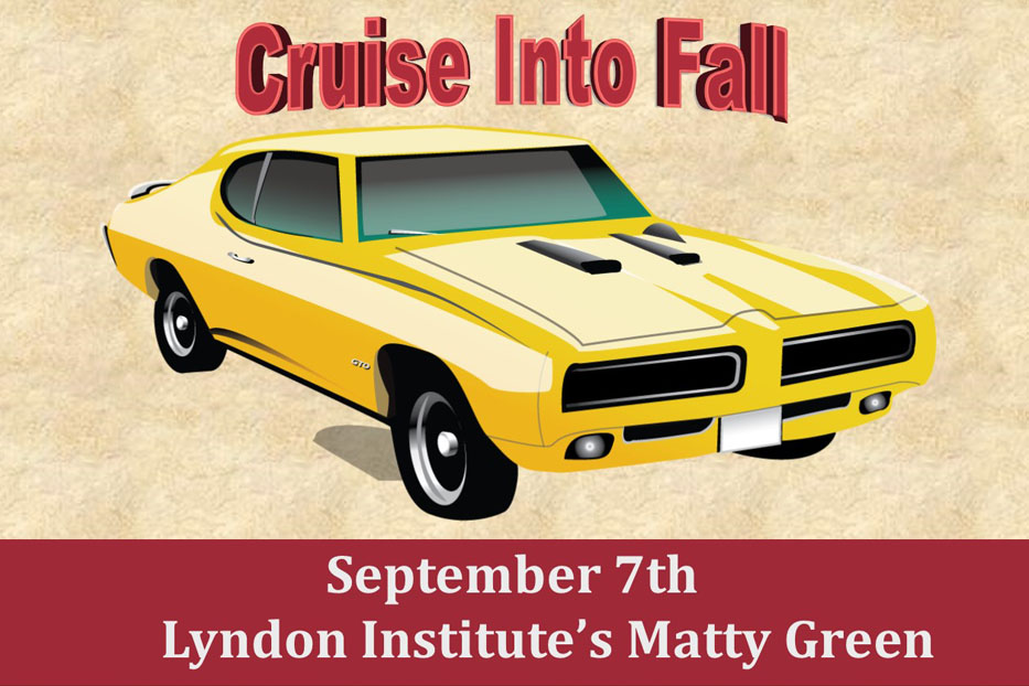LI Cruise Into Fall promotional car image